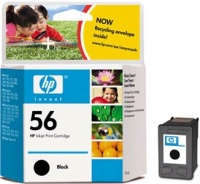 HP 56 C6656AE Black