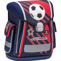 "Belmil Ранец Sporty ""Football Club Red"", 38x32x21 см"