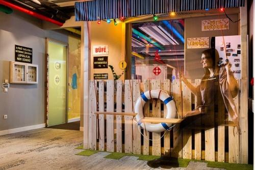 Новый офис Google в Цюрихе / Geektimes